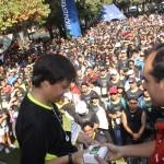 Premiación Corrida Alcatel 7K 2010