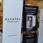 Pendones Alcatel Grabados Carmen Aldunate